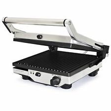 Breville the Smart Grill  Removable, dishwasher-safe plates