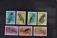 REP. SURINAME 1977 SERIE ZBL 65 BIRDS VOGELS MNH POSTFRIS **