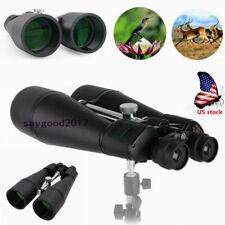 US 30-260x HD Zoomable Binoculars Night Vision Fully Coated Optics&Bag Telescope