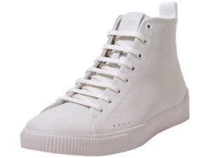 Hugo Boss Men's Zero Sneakers High Top White