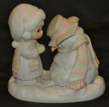 """Precious Moments """"We're Going to Miss You"""" Figurine 1992"""
