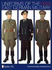 Book - Uniforms of the East German Military 1949-1990