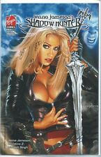 SHADOW HUNTERS JENNA JAMESON  #0 SIGNED  GREGG HORN
