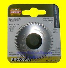 PROXXON 28014 Kreissägeblatt Super Cut 80 Zähne Wechselzahnung KS230 FKS FET NEU