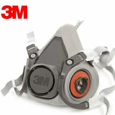 3M 6200 Spray Paint/Dust Mask respirator  Gas Mask