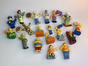 simpsons movie figures Burger King