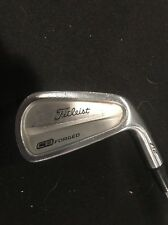 Titlesit 712 CB Forged Dynamic Gold S300 Multi Compound Grip 8 Iron