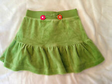 NWT Gymboree Fall For Autumn Green Velour Skirt Girl's Size 10