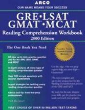USED (GD) GRE/LSAT/GMAT/MCAT Reading Com (Arco GRE GMAT LSAT MCAT Reading Compre