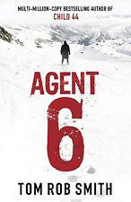 Agent 6 von Tom Rob Smith (2012, Taschenbuch) #4144