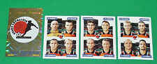 PANINI FOOTBALL FOOT 2001 STADE LAVALLOIS LAVAL COMPLET FRANCE 2000-2001