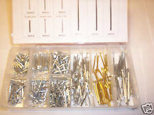 550pc COMMON HOUSEHOLD NAIL ASSORTMENT HANG PICTURES