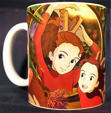 The Secret World of Arrietty - Coffee Mug - Borrower - Studio Ghibli - Totoro