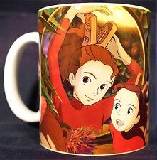 The Secret World of Arrietty - Coffee Mug - Borrower - Studio Ghibli - Totoro