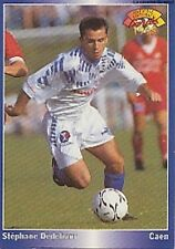 N°043 STEPHANE DEDEBANT SM.CAEN CARTE PANINI FOOTBALL 95 FRANCE CARDS 1995