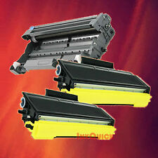 Toner Cartridge TN-580 & Drum DR-520 for Brother 3 Pack