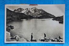 Carte posatle ancienne Val Medel - Lac blau mit Scopi (SUISSE)
