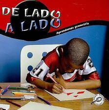de Lado a Lado: Aprendamos Geometria (Enfoque Matematico) (Spanish-ExLibrary