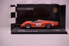 FORD P68 NURBURGRING 1968 #8 IRWIN / RODRIGUEZ MINICHAMPS 1/43 NEUVE BOITE