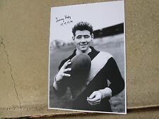 """TOMMY HAFEY SIGNED """" THE EARLY YEARS PRINT """" NEW CONDITION / PHOTO PROOF"""