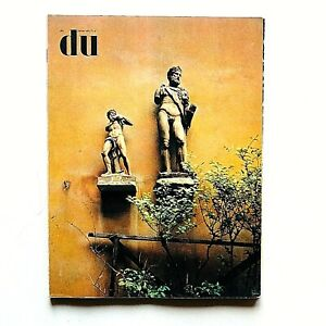 DU Kulturelle Monatsschrift Rivista Gennaio 1963 Speciale su Milano Ugo Mulas