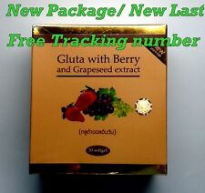 1 Box Gluta With Berry And Grape seed Extract, All in One Whitening Lightening