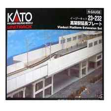 Kato 23-232 N Scale Double Track Viaduct Platform Extension UniTrack