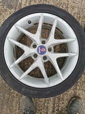 Saab 93 2007 17 inch wheels