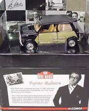 "Corgi Toys 1:36 PETER SELLERS ""WICKER-WORK"" MINI COOPER Movie Car Set MIB RARE!"