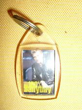 JOHNNY HALLYDAY Porte-Clés 100 % Johnny Tour 2000