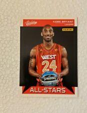 2012-13 Absolute Panini All-Stars #8 Kobe Bryant CHC