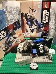 Lego Star Wars Mini Figure Collection Series Complete Set 7667 Box/ Instructions