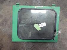 John Deere 20S Right Side Upper Window Frame & Glass Complete, AR52289, Tag #230