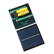 1W Polysilicon Solar Panel Battery Charging Module for Electronic Product Showy