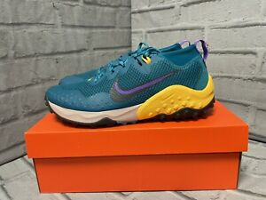 Nike Wildhorse 7 UK 9 Men's Trail Running Shoes RRP £110 Brand New