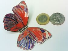 ~ Morpho Butterfly Geocoin Pink Movable Unactivated