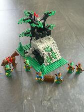 Lego Set - 6066 - Castle - Ritter - Legoland - Camouflaged Outpost - Komplett