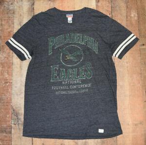Philadelphia Eagles NFL Junk Food Originals 2XL Men T Shirt Cunningham White B52