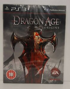 Dragon Age Collectors Edition PlayStation 3 Factory Sealed Slipcase Brand New