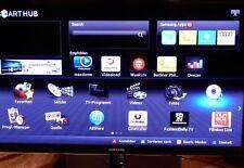 SAMSUNG FULL HD 3D LED SMART TV WLAN Fernseher 40 Zoll UE40D6200TS