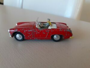 Vintage Tri-ang Spot On 1:42 Scale Austin Healey Sprite Mk3 (MG Midget) Original