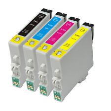 8 x T0631 T0632 T0633 T0634 compatible ink for  Stylus C67 C87 CX3700 4100