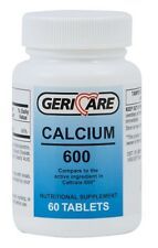 Geri Care Calcium 600 mg Tablets 60ct
