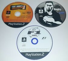 3 GIOCHI FORMULA 1 RUGBY - PlayStation 1 PS1 Play Station Game Bambini Gioco