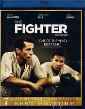 NEW BLU-RAY // The Fighter // Mark Wahlberg, Christian Bale, Amy Adams, Melissa