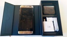 Samsung Galaxy S7 EDGE Dual Sim-SM-G935FD - 32 GB-Plata Titanio (Desbloqueado)