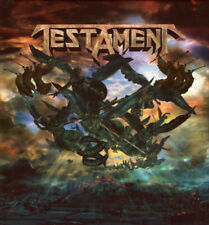 TESTAMENT - THE FORMATION OF DAMNATION * CD + DVD * SIGILLATO * THRASH METAL