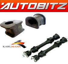 Si adatta a FORD TRANSIT 00-06 barre di collegamento stabilizzatore anteriore & Anteriore ANTI ROLL BAR D bushs