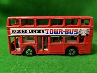 Diecast Vehicles  Matchbox   Leyland Titan London Tour Bus
