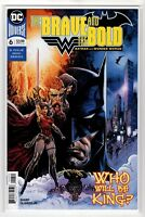 """The Brave and the Bold Issue #6 """"Who Will Be King"""" DC Comics (7/18/18 1st Print)"""